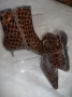 Brown Crocodile Boots