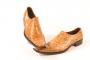 Golden Brown Crocodile Skin