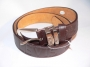Brown Levi's belt