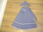 Shweshwe African skirt