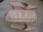 Baby Pink Soft Leather set